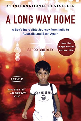 Adoption book: A long way home