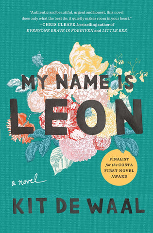 Adoption Book: My Name is Leon