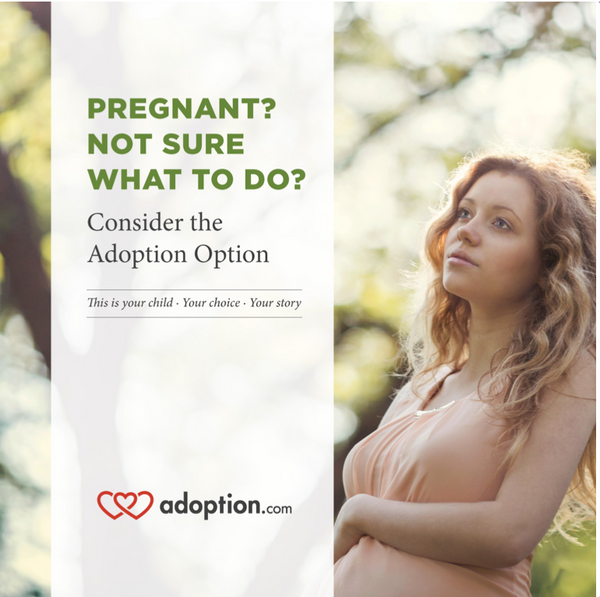 Pregnant? Not Sure What to Do? (Compiled by Adoption.com) EBOOK | Adoption Gifts, Adoption Books