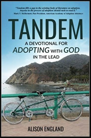 Adoption Books: Tandem A Devotional For Adopting with God in the Lead