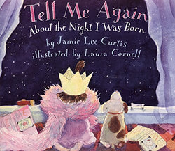 Adoption Children's Book: Tell Me Again About the Night I Was Born