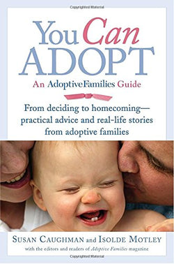 You Can Adopt | Adoption Gifts, Adoption Books