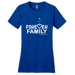 Forever Family Women's T-Shirt | Adoption Gifts, Clothing & Apparel