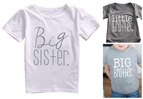 471e6a11 Big Sister/Big & Little Brother Matching Outfits