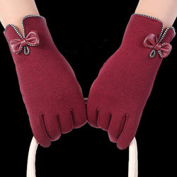 20 Colors Fashion Women Gloves Winter Fitness Women Guantes Mujer New  Phone Touch Screen Outdoor Wrist Mittens Warm Gloves - TheUrbanSky
