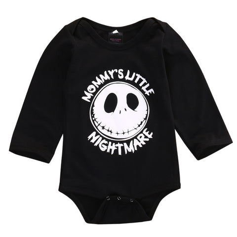 Halloween long sleeve Jumpers Rompers Playsuit Outfits baby Clothes - TheUrbanSky