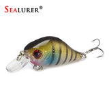 1PCS 5.5cm 9g pesca crankbait hard Bait tackle artificial lures swimbait fish japan wobbler - TheUrbanSky