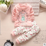 Kids clothes Spring toddler boy clothing set Long sleeve Top+Pants 2pcs suits boutique girls clothing Casual Tracksuit set - TheUrbanSky