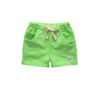 Cotton Baby Kids Shorts Children Summer Short Pants For Boys Thin Toddler Shorts Casual Clothing 2-6 Years - TheUrbanSky
