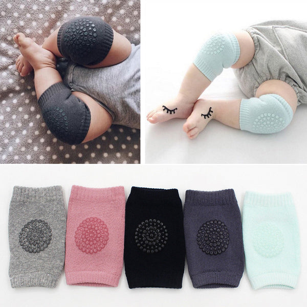 1 Pair Baby Knee Pads Leg Protector Anti Slip Crawling Accessory Baby leg Knees Protector Warmer Baby Crawling Protectors - TheUrbanSky