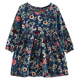 Summer Baby Kids Dresses Children Girls Long Sleeve