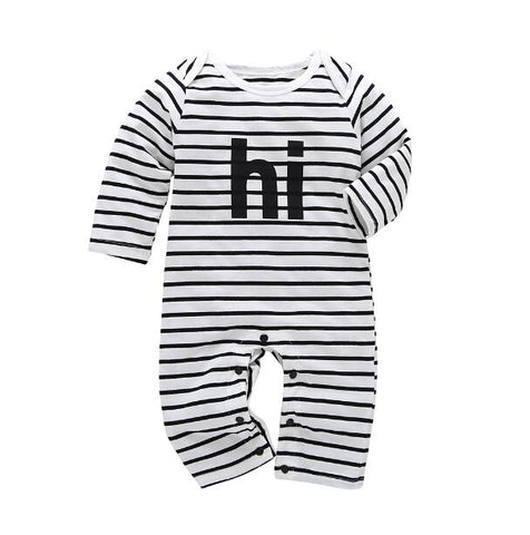 Long Sleeve Spring Autumn Outfits Set Toddler letter Suits Baby Girls newborn Clothes set