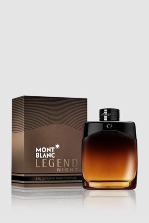 Mont Blanc Legend Night EDT