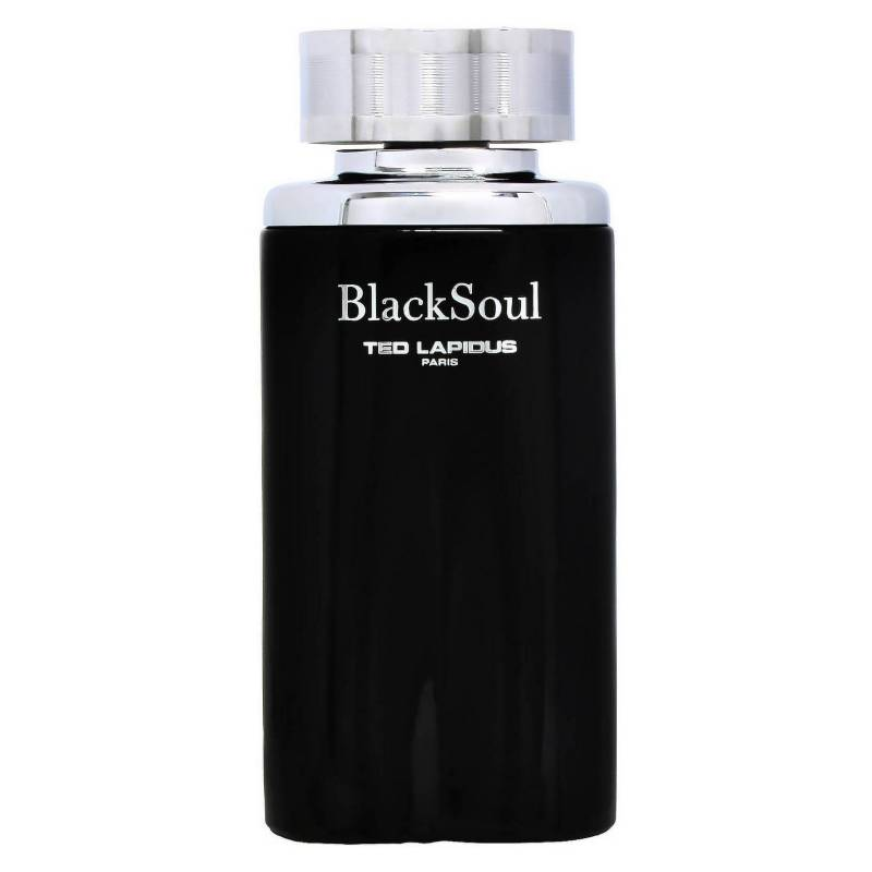 BLACK Soul  Ted Lapidus EDT Men 882