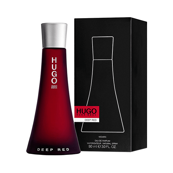 Hugo Deep Red  90 ML