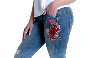 Jeans Rose