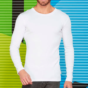 Camiseta M/L Cotton Jockey 205