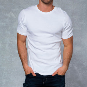 Camiseta C/R Cotton Jockey 207