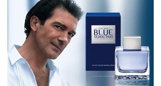 Estuche Blue Seduction Antonio Banderas EDT