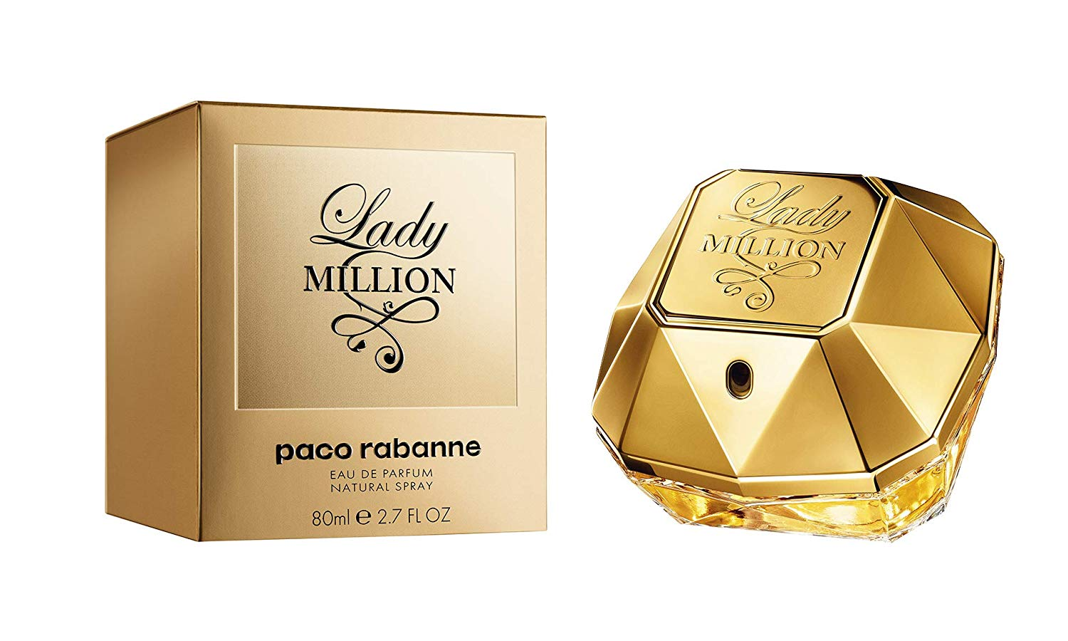 Lady Million Paco Rabanne WOMEN