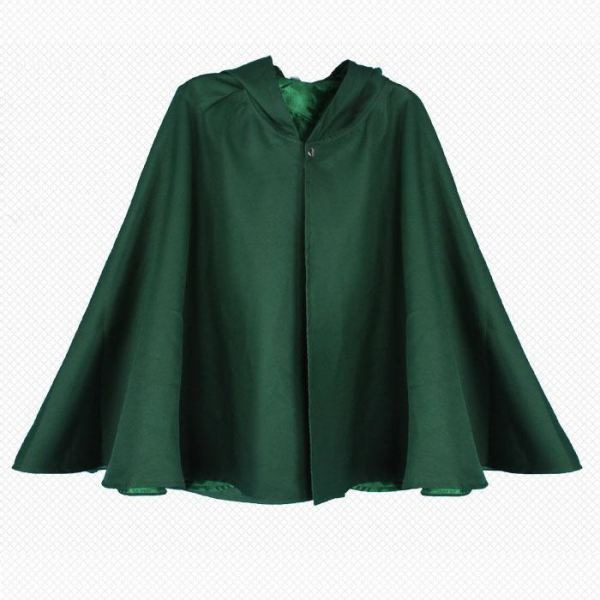 Attack On Titan Survey Corps Cloak/cape Cosplay Costume Costumes
