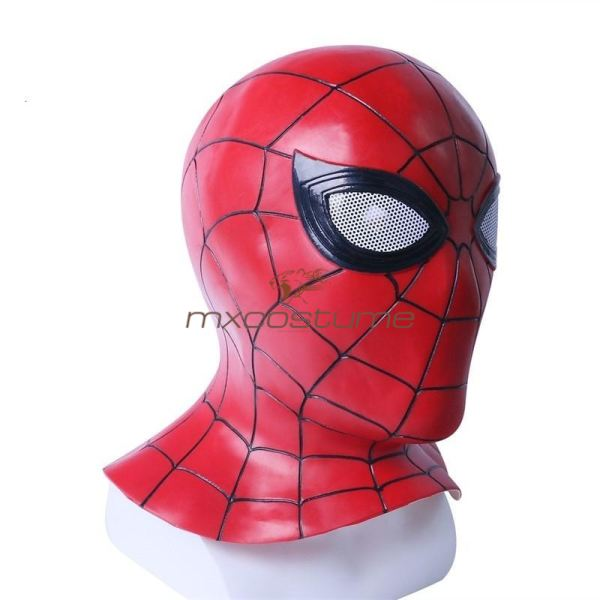 Avengers: Infinity War Spider-Man Cosplay Mask Masks
