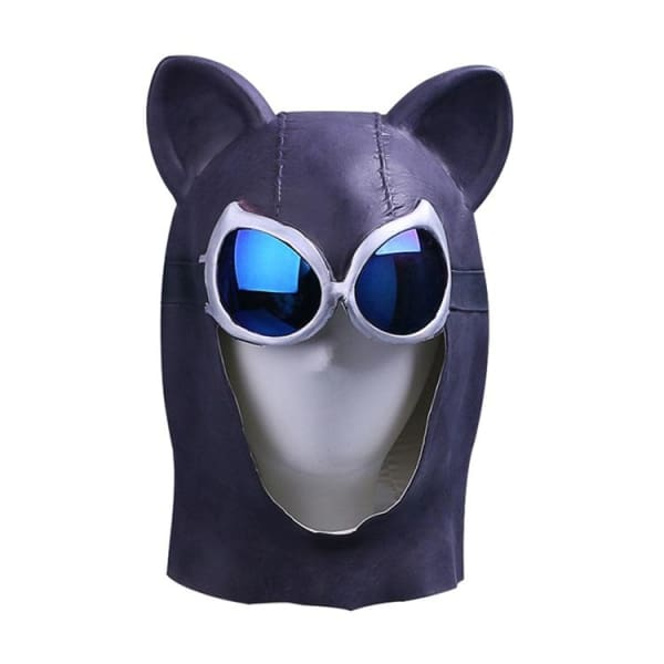 Batman Catwoman Cosplay Latex Mask