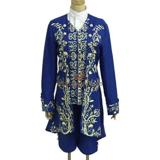 Beauty And The Beast 2017 Prince Cosplay Costume Costumes