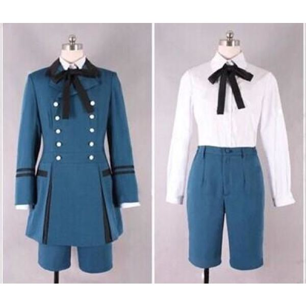 Black Butler 2 Ciel Cosplay Custome Costumes