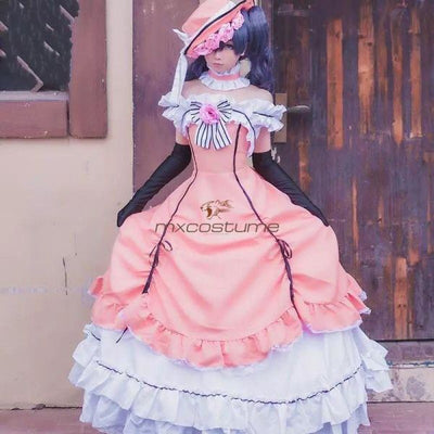Black Butler Ciel Phantomhive Cosplay Costume Costumes