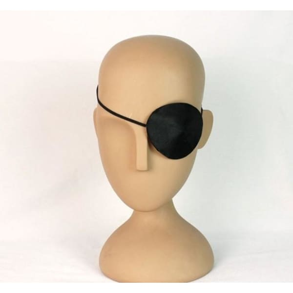 Black Butler Ciel Phantomhive Cosplay Cotton Eye Patch Accessories