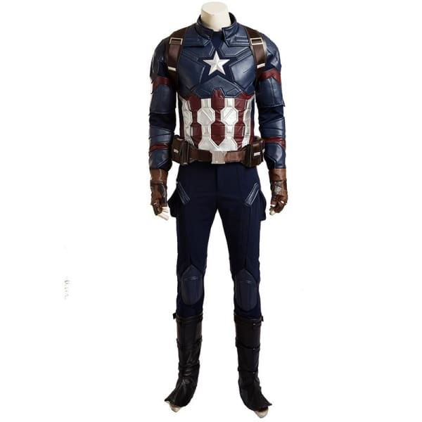 Captain America Cosplay Costume Costumes
