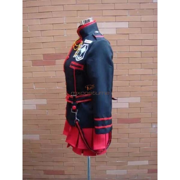 D Gray Man Linali Lee Cosplay Costume Costumes