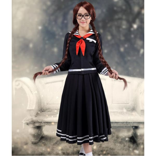 Danganronpa: Trigger Happy Havoc Rot In Winter Cosplay Costume Costumes