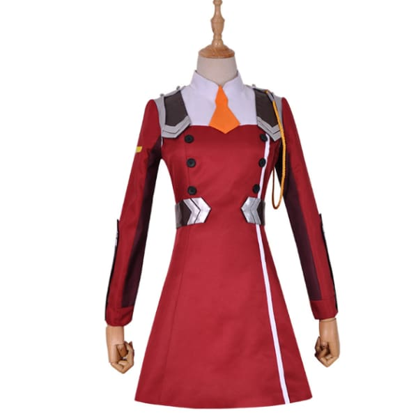 Darling In The Franxx Cospaly Red Costume Costumes