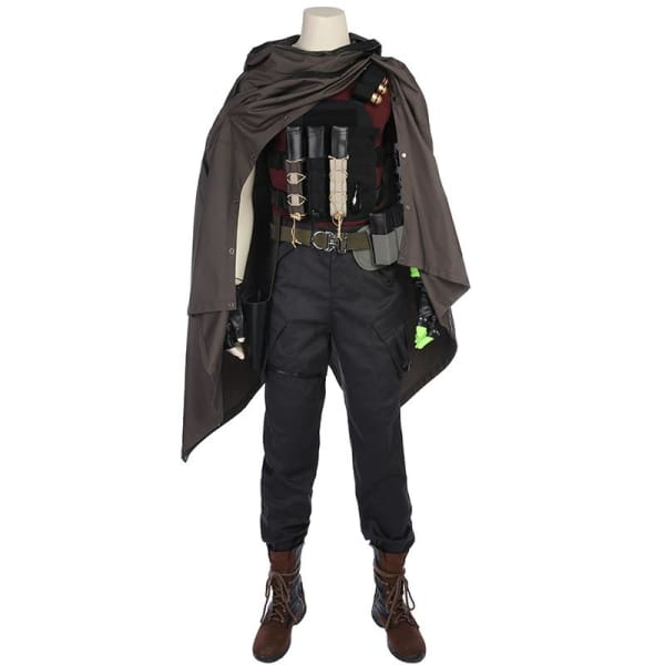 Deadpool 2 Nathan Christopher Charles Summers Cosplay Costume Costumes
