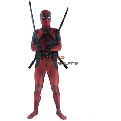 Deadpool 3D Printing Jumpsuits Cosplay Costume Costumes