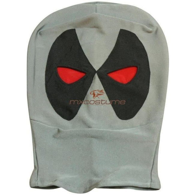 Deadpool Cosplay Lycra Mask Balaclava Hood Masks