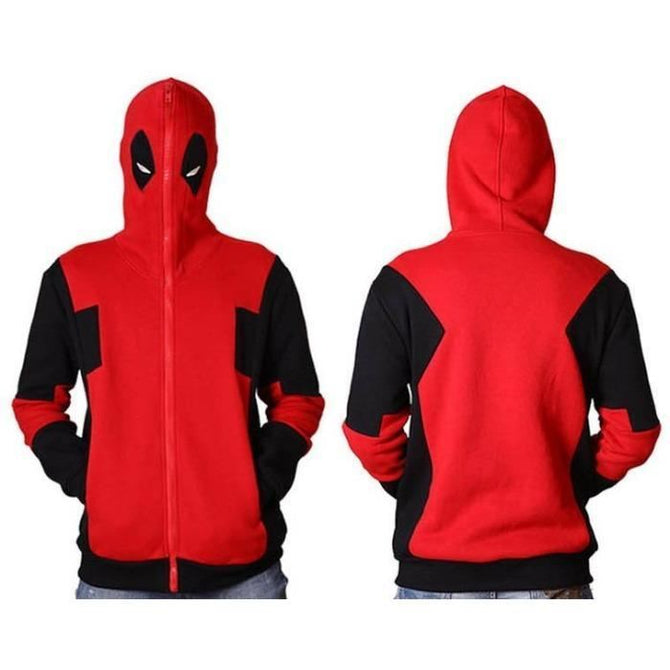 Deadpool Hoodie Cosplay Costume Hoodies