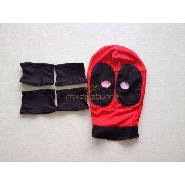 Deadpool Jumpsuits Cosplay Costume For Kids Costumes