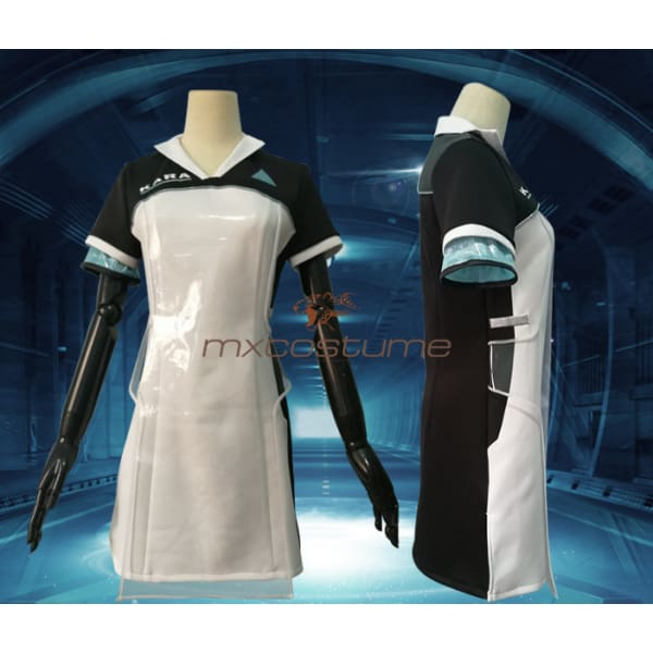 Detroit Become Human Kara Rx400 Cosplay Costume Mxcostume