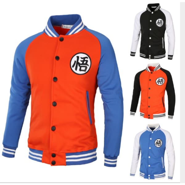 Dragon Ball Son Goku Cosplay Hoodie Hoodies