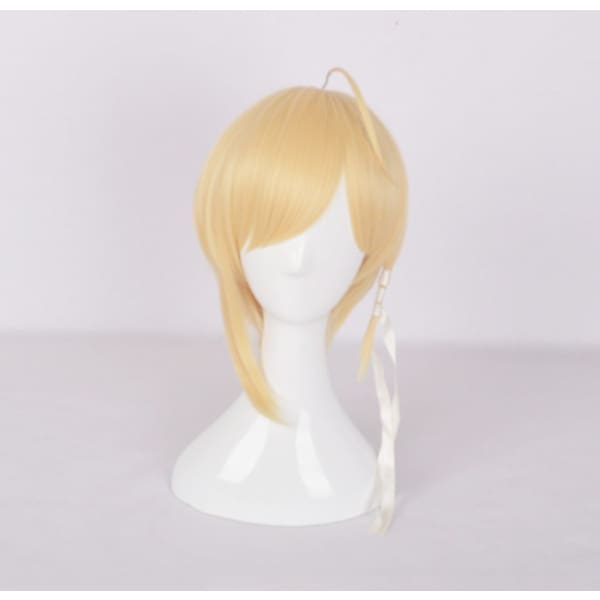 Dream Set Gold Ring Cosplay Yellow Wig Accessories