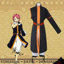 Fairy Tail Etherious Natsu Dragneel Cosplay Costume Costumes