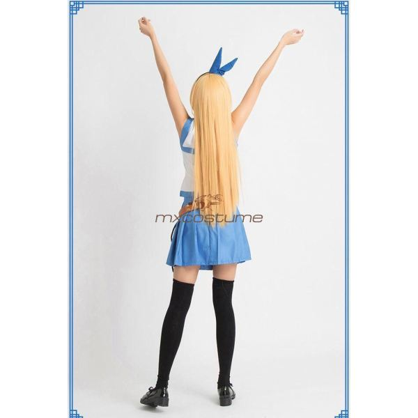 Fairy Tail Lucy Heartfilia Cosplay Costume Costumes