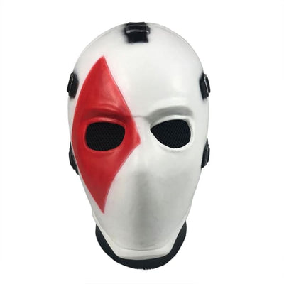 Fortnite Cosplay Poker Face Halloween Mask