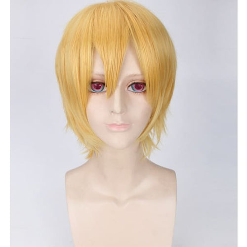 Free! Cosplay High Temperature Silk Wig Accessories