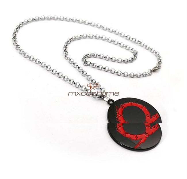 God Of War Kratos Cosplay Necklace With Bottle Opener Shape Accessories