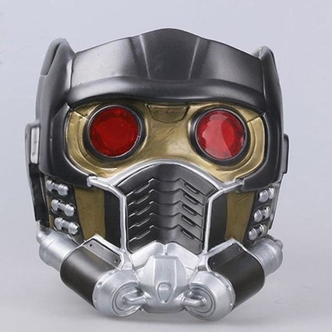 Guardians Of The Galaxy Star-Lord Cosplay Mask Helmet Masks