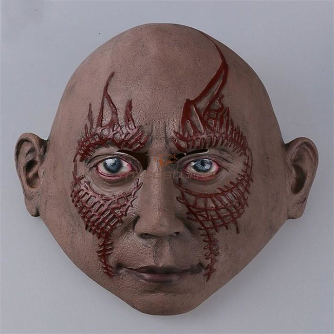 Guardians Of The Galaxy Vol.2 Drax Destroyer Cosplay Latex Mask Masks